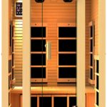 2 person traditional far infrared sauna