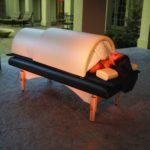 infrared sauna solo dome
