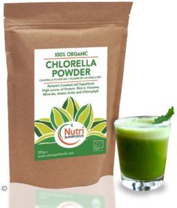 best chlorella brands uk powder