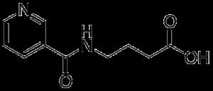 Picamilon Chemical Structure